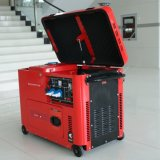 Wholesale Air-Cooled 6.5kw Silen Tdiesel Generator