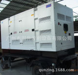 Guangzhou 438kVA AC Water Cooling Three Phase Silent Cummins Generator