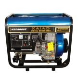 6KW Blue Color Diesel Generator Portable Generator