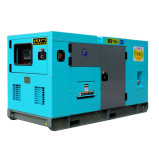 80kw/100kVA Soundproof Diesel Generator by Perkins Engine with CE/ISO/CIQ/Soncap