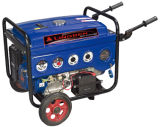 3kw Home Use CE Gasoline Generator Set with Wheels (LB4000X-C)