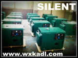 6kVA Generator with Big Fuel Tank Generator, Soundproof Generator Diesel