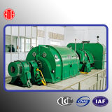 Citic 1MW Back Pressure Steam Turbine with Biomass Boiler (B1)