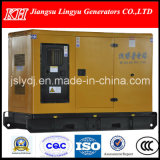 200kw Silent Air-Cooled Rain-Proof Power Station Diesel Generator