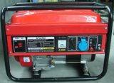 5kw Air-Cooled Three Phase Brushless Gasoline Generator (EP-2500)