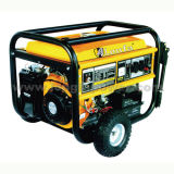 6kVA (5kw) Portable Gasoline Generator for Standby Power Supply