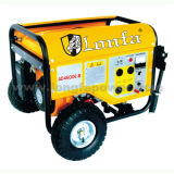 Portable 7kVA Power Petrol/ Gasoline Generator with Wheels