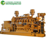CE Approved Lvneng Power Big Power 1MW Natural Gas Generator Gas Generator
