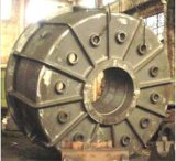 OEM Large Size Casting Wind Mill Cover