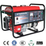 Bank Big Power Electric Start Gasoline Generator (BH6000EX)