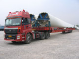 Blade Semi-Trailer/Wind Blade Semi-Trailer for Blade of Wind Generator