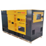 Unite Power 120kVA Soundproof Generator with Cummins Engine