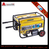 2kw with Wheels Gasoline Generator (LB3700DXE-C)